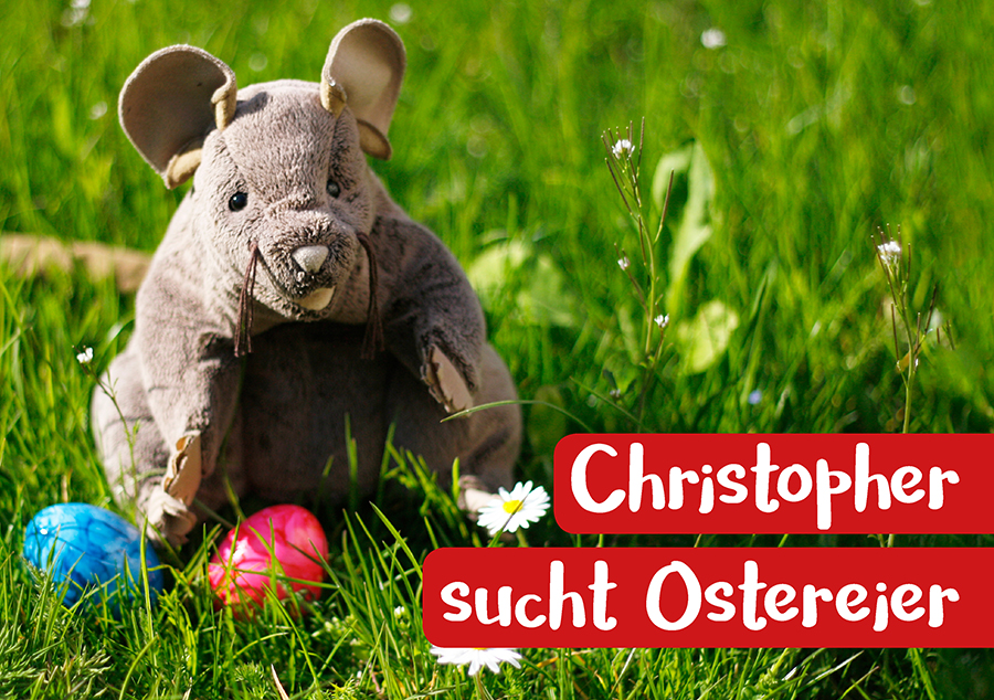 Ostern mit Christopher